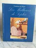 Condesa de Ségur Las Desgracias De Francia Loisirs 1993