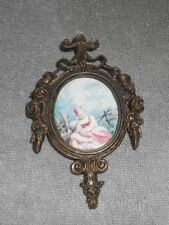 Metal Frame With Picture - Hangable Made In Italy