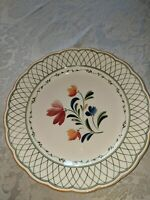 "Provincial Designs By Nikko 2 10"" Dinner Plates"