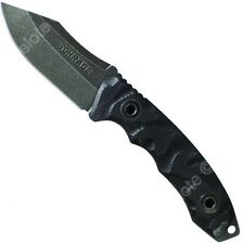 Schrade Full Tang, Clip Point Fixed Blade, G-10 Handle,  8'' Length SCHF24 NEW