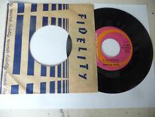 """BRENTON WOOD""""IL TUO RITORNO-DISCO 45 GIRI 7'-BELLDISC It 1967"""""""