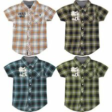 Unbranded Checked Casual Shirts (2-16 Years) for Boys