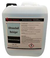 Ultraschallreiniger Teilewaschreiniger HD Konzentrat  Ruß Öl Fett Löser 5 Liter