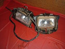 2001 Honda Rancher 350 ES TE ATV Front Pair Both Headlight Head Lights (95/66)