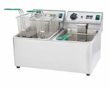 Naks 30 lb Ul Listed Commercial Countertop Deep Fryer