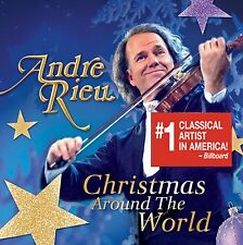ANDRE RIEU - Christmas Around The World, NEW