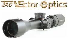 Vector Optics Platinum Line 3.5-10x44 SF Premium Rifle Scope MIL'S Adjustments