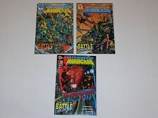 Hardcase #16,17 & 18 BATTLE ROYALE Ultraverse PRIME Malibu Comics NM-E The Squad