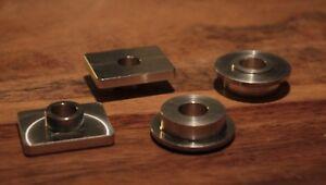 Golf 5 6 Aluminium Buchsen direkte Schaltung Seilzugschaltung