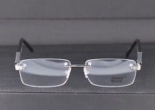 99e273926112 New Authentic Mont Blanc Rimless Optical Frame MB 0617 V 008 56mm w Case
