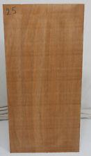 bloc acajou tournage sculpture lutherie mahogany guitar n°25
