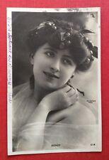 CPA. Artiste DORCY. 1903. Star. Reutlinger. Couronne de Cerises.