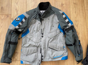 BMW Motorrad Rallye 3 Jacket - Size Euro 50 (40/42)