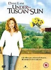 Under The Tuscan Sun - Diane Lane, Raoul Bova, Sandra Oh NEW UK Region 2 UK DVD