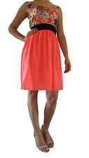 Summer/Beach Boat Neck Dresses Size Petite for Women