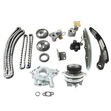 Fit Nissan Quest Maxima 	Infiniti FX35 3.5L Timing Chain Kit w/ Water + Oil Pump