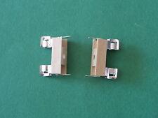 2. PORTE FUSIBLE . CIRCUIT IMPRIME . POUR  FUSIBLE VERRE .  5 mm X 20  mm .