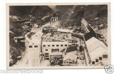 Burke Id Hecla Mine Site precious metals mining Real Photo Postcard c1927-1940s