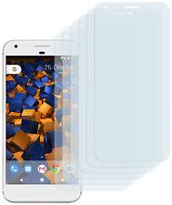 mumbi 6x Folie f. Google Pixel Schutzfolie klar Displayschutz Displayschutzfolie