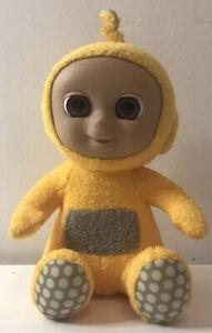 Giggling Teletubbies Yellow La La Soft Toy Plush (2017) Non Working