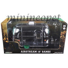 GREENLIGHT 18236 AIRSTREAM BAMBI 16' CAMPER TRAILER 1/24 DIECAST CHROME Chase