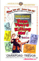 Stop, You're Killing Me [New DVD] Full Frame