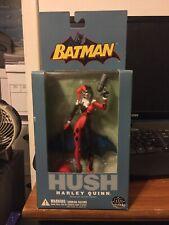Harley Quinn DC Direct Batman Hush Figure Jim Lee New Unopened