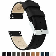 Samsung Gear S3 Band Leather Stainless Steel Buckle Ultra Soft High Quality