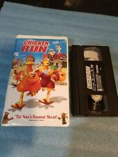 Chicken Run (Vhs, 2000, Clamshell)