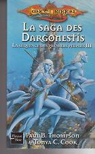 LANCE DRAGON 56 la saga des dargonestis SEQUENCE PREMIERS PEUPLES Lancedragon