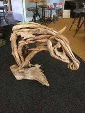 Sculptures et statues du XXe siècle et contemporaines animaux en bois