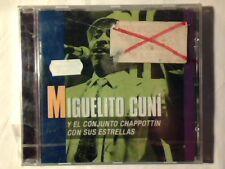 MIGUELITO CUNI' Y el conjunto Chappottin con sus estrellas cd SIGILLATO SEALED!!