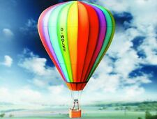 Kartonmodell 1:60 Heißluftballon Bausatz verwendbar für H0 bzw. Spur 0