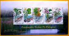 M'SIA  MFDC237: FRESHWATER FISHES OF  MALAYSIA  1999