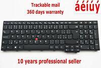 For Lenovo ThinkPad E531 E540 T540p L540 L560 W540 Keyboard Czech Klávesnice CZ