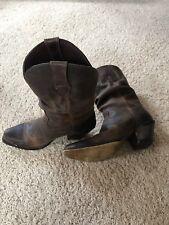 f066cb1f009 durango crush slouch boots | eBay