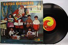 Exitos Navideños Dominica Y Su Conjunto LP Vinyl (VG)