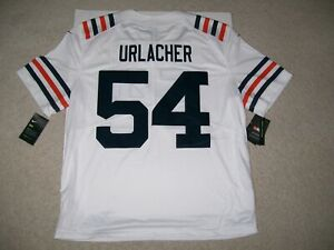 NEW $150 NIKE XL BRIAN URLACHER Chicago Bears STITCHED NFL Jersey Throwback