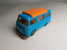 Matchbox 23e Volkswagen Camper Blue