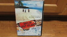 Boys of Lost Island - Based on a story by Jules Verne -  DVD - NEW