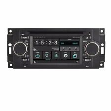 "5""HD Car DVD Stereo GPS Navi Radio Headunit for Jeep Chrysler Dodge +Canbus"