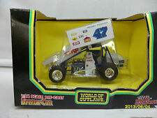 #47 DANNY LASOSKI   1/24 SCALE BY RACING CHAMPIONS  WORLD OF OUTLAWS B132