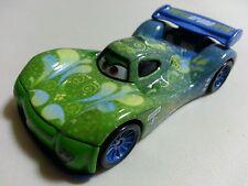 Mattel Disney Pixar Cars 2 Carla Veloso Metal Toy Car 1:55 Loose In Stock