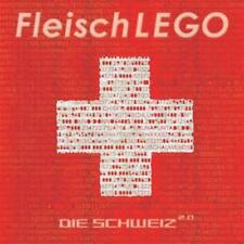 Punk Vinyl-Schallplatten aus der Schweiz