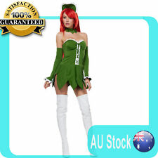 Polyester Sexy Uniform Costumes for Women