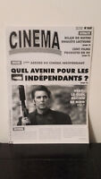 Cinema - N°569 - 16 Au 29 Febbraio 1996 - Qualsiasi Avenir Per I Indipendente