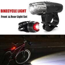 Solarbetriebene LED-Rück blinkend Rücklicht für Fahrrad Radfahren Sicherheit C Radsport