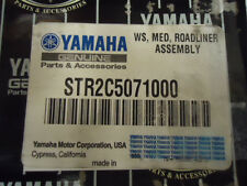 Genuine Yamaha '06-'09 & '11 XV1900A Midnight Star/Roadliner Medium Windshield