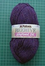 Patons Crocheting & Knitting Wool 8 Ply