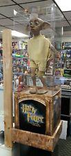 Harry Potter Dobby Rare life-size Statue Figure w/ Original Cardboard base Look